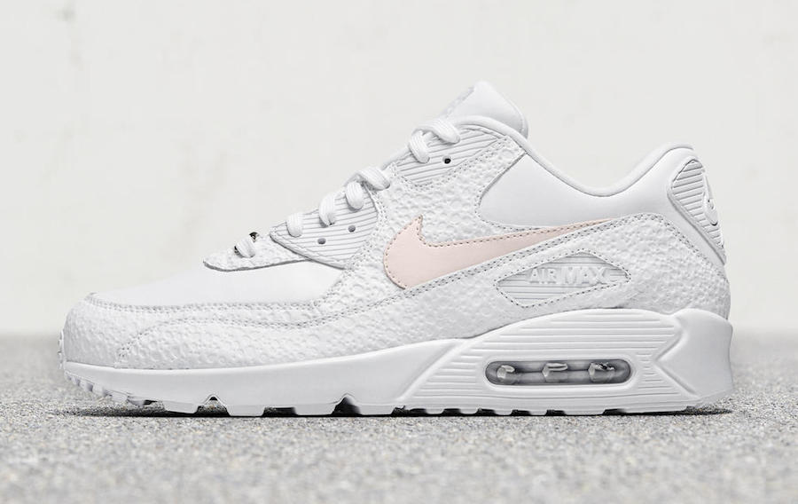 Nike Flyleather Air Max 90