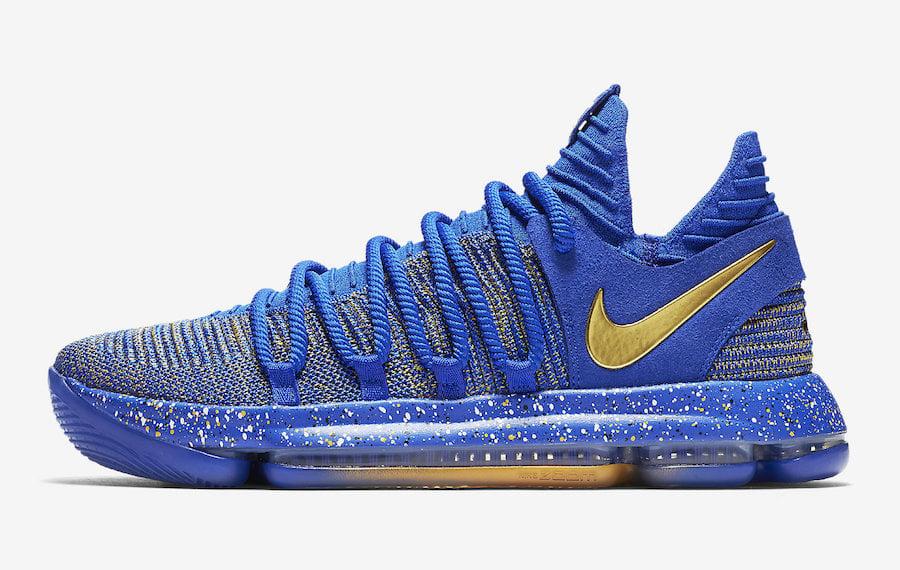 Nike KD 10 Celebration Release Date