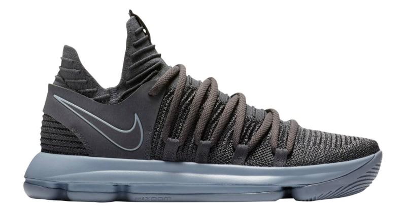Nike KD 10 Dark Grey 897815-005 Release Date  6eb911772
