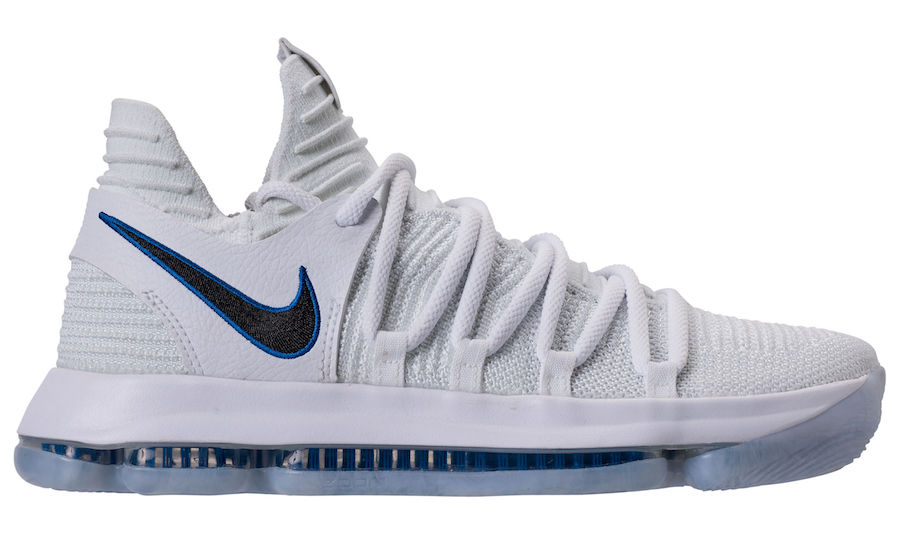 Nike KD 10 Numbers 897815-101