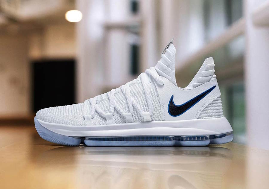 Nike KD 10 Numbers Release Date