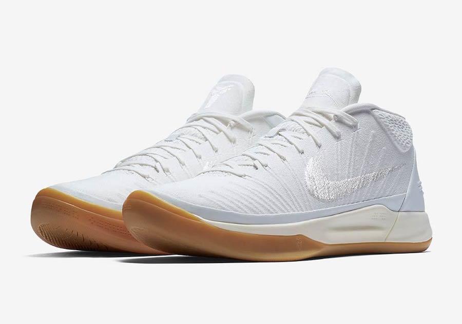 Nike Kobe AD Mid Baseline Release Date