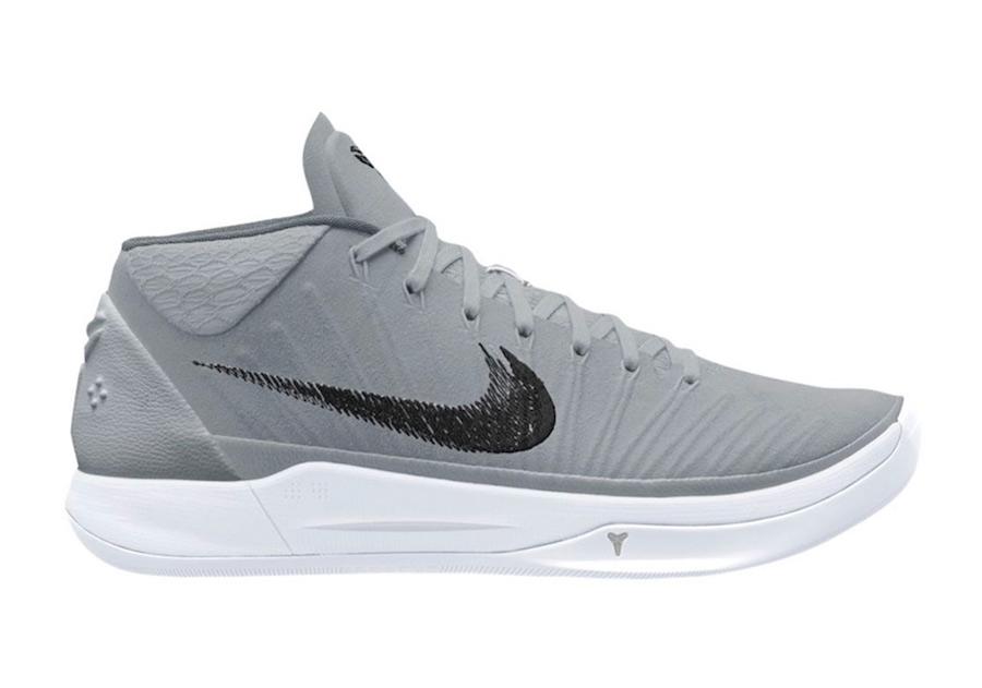 Nike Kobe AD TB Grey White