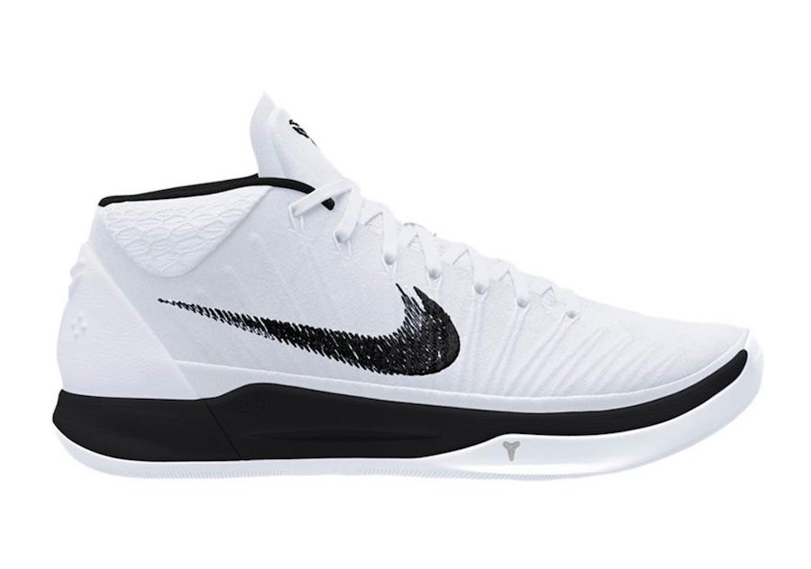 Nike Kobe AD TB White Black