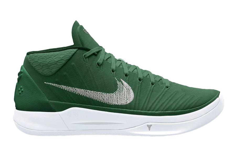 Nike Kobe AD TB White Green