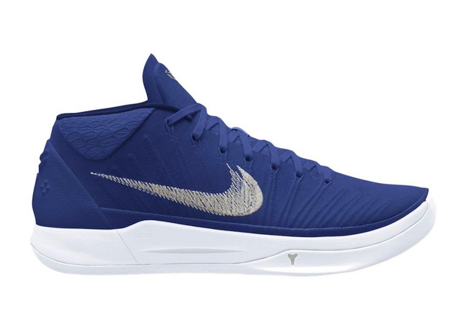 Nike Kobe AD TB White Navy