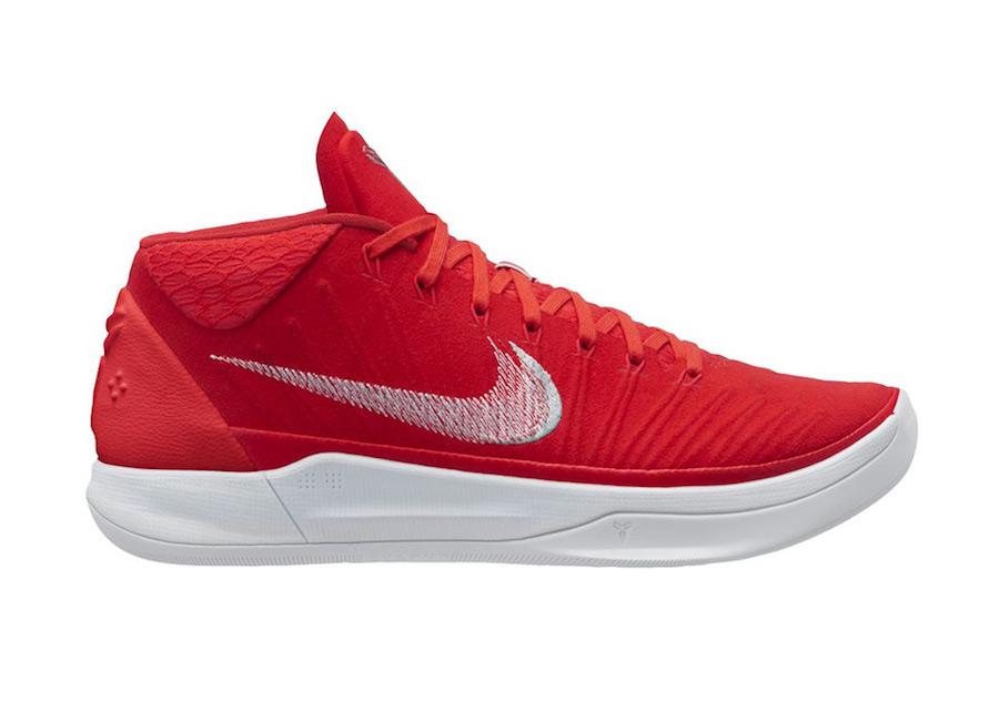 Nike Kobe AD TB White Red