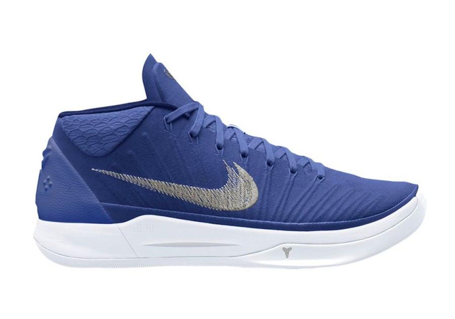 on sale e70f3 76f11 Nike Kobe AD Mid Team Colors | SneakerFiles
