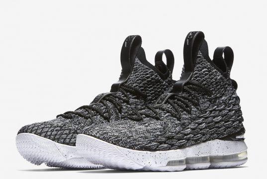 Nike LeBron 15 Ashes 897648-002