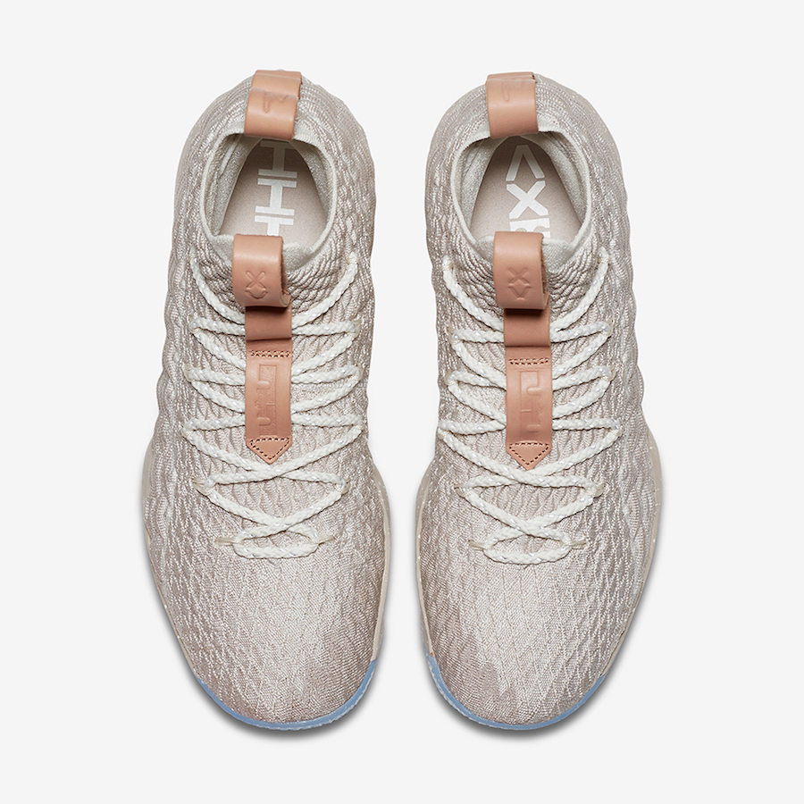 finest selection cabab c3bfd Nike LeBron 15 Ghost 897648-200