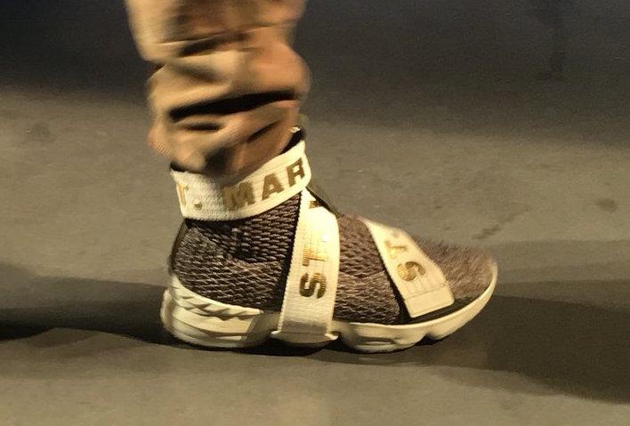 Nike LeBron 15 Strap SVSM