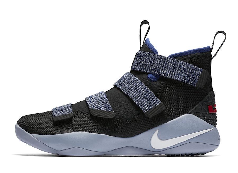 Nike LeBron Soldier 11 Steel Release Date
