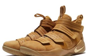 Nike LeBron Soldier 11 Wheat Release Date