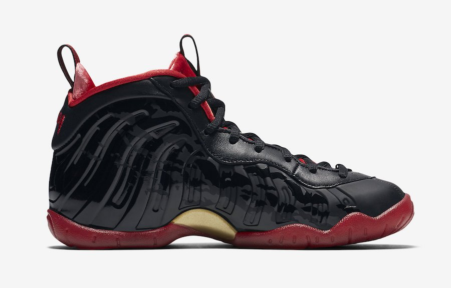Nike Little Posite One Vamposite Release Date