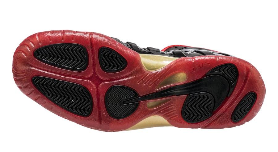Nike Little Vamposite 846077-003
