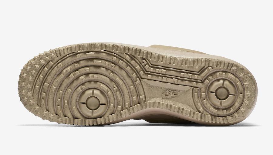 Nike Lunar Force 1 Duckboot Linen Release Date