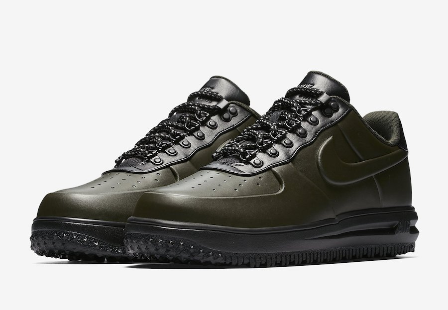 Nike Lunar Force 1 Duckboot Low Sequoia Release Date
