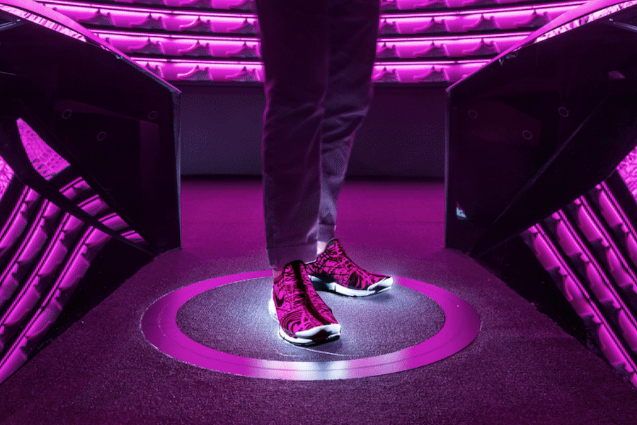 Nike Makers Experience Custom Event