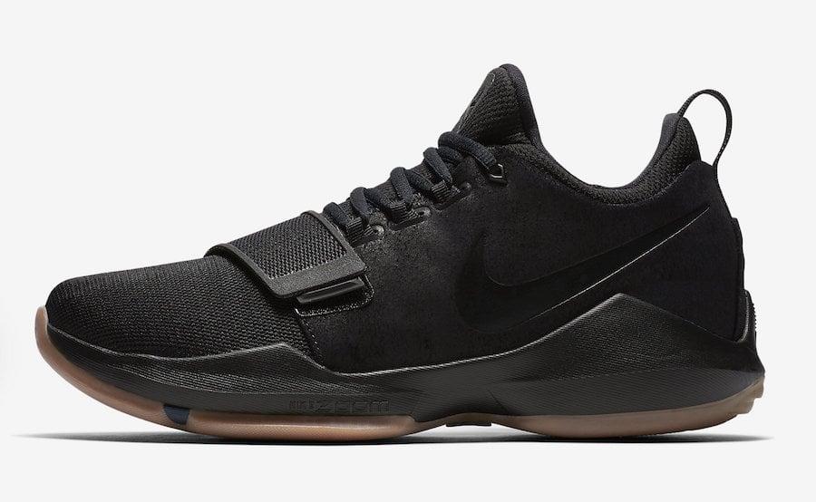 Nike PG 1 Black Gum 878628-004