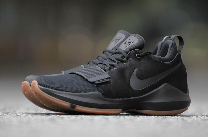 Nike PG 1 Black Gum Release Date