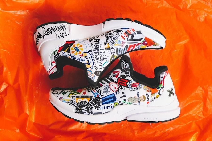 Nike Presto X Logos Mark Smith