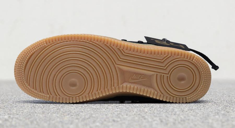 Nike SF AF-1 Mid For Baltimore Release Date