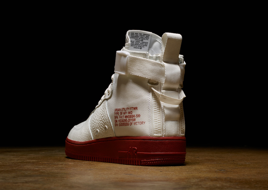 Nike SF-AF1 Mid Mars Stone Release Date