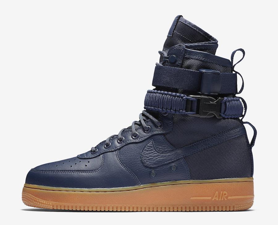 Nike SF-AF1 Midnight Navy