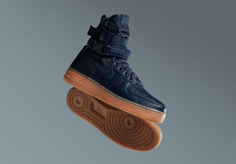 Nike SF-AF1 Midnight Navy 864024-400