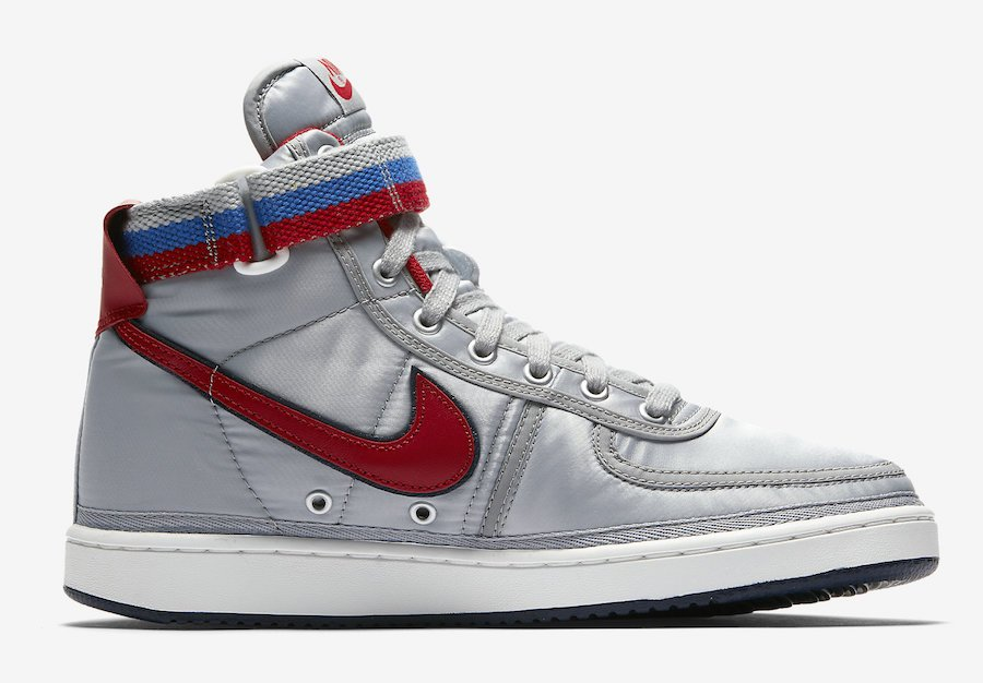 Nike Vandal High OG Metallic Silver AH8652-001