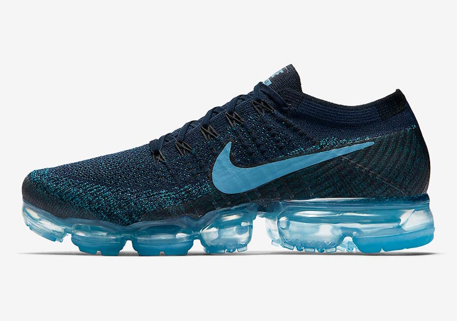 Nike VaporMax College Navy Release Date