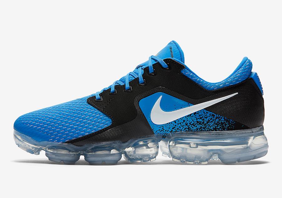 Nike VaporMax CS Mesh Blue Black