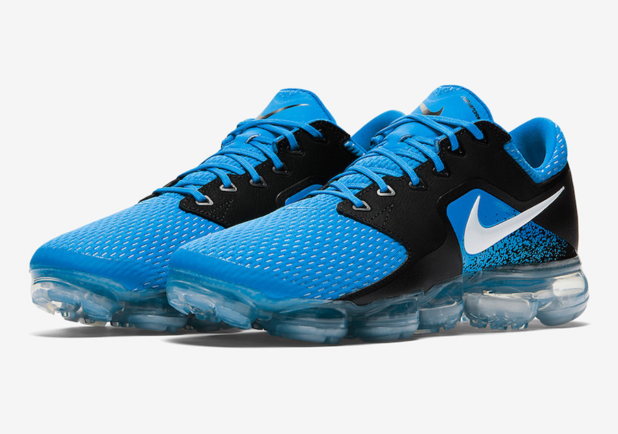 Nike VaporMax CS Mesh Blue Black