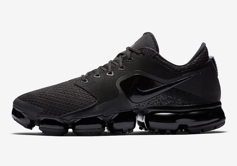 Nike VaporMax CS Mesh Triple Black