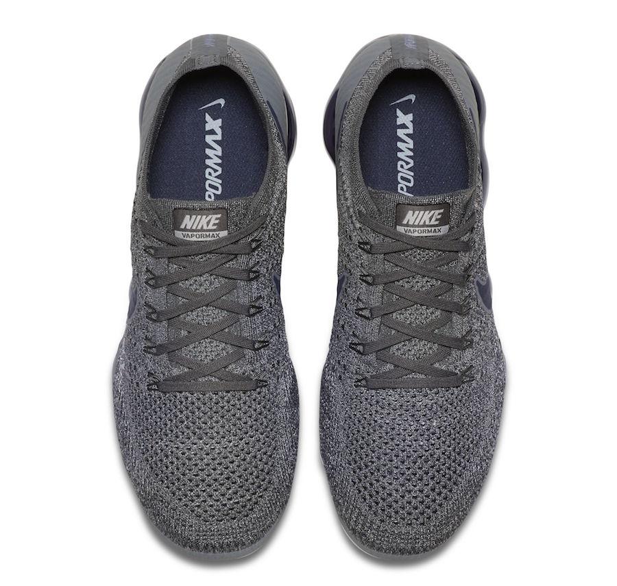 Nike VaporMax Grey Navy