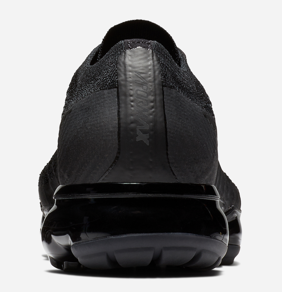 Nike Vapormax Triple Black 2.0