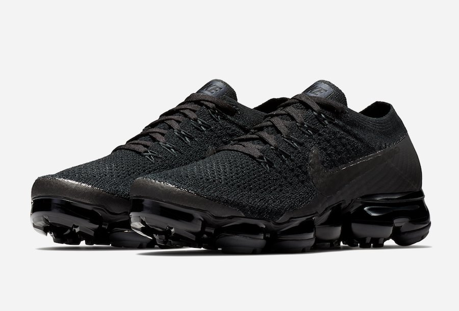 new product 5476a 1b577 ... Nike VaporMax Triple Black 2.0 Release Date ...