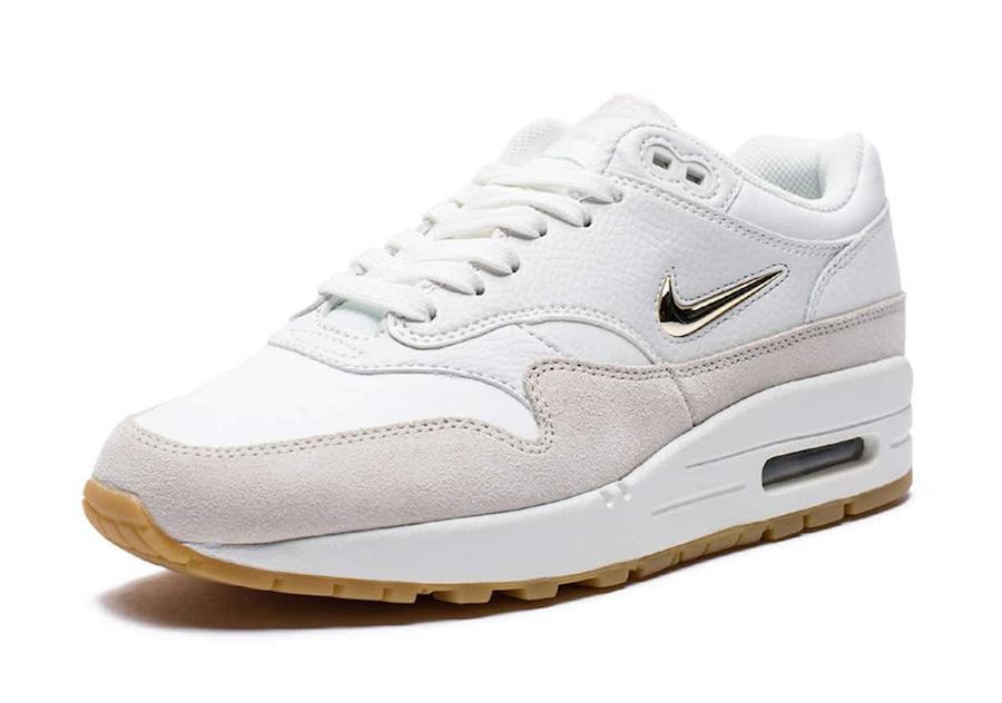 Nike Wmns Air Max 1 Sc Jewel Sneakerfiles