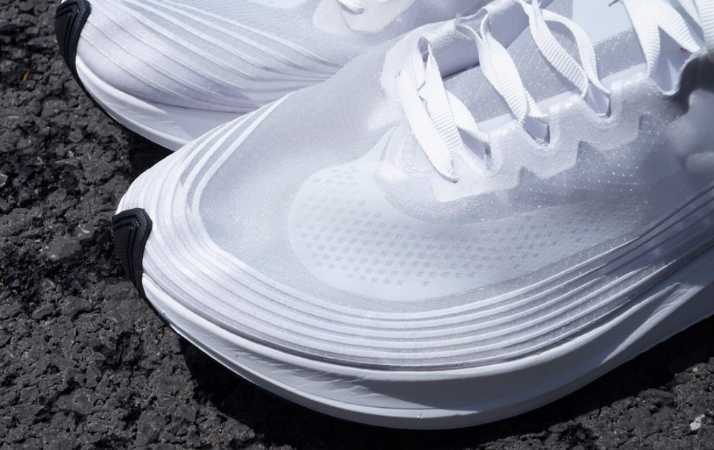 Nike Zoom Fly SP Triple White Release Date