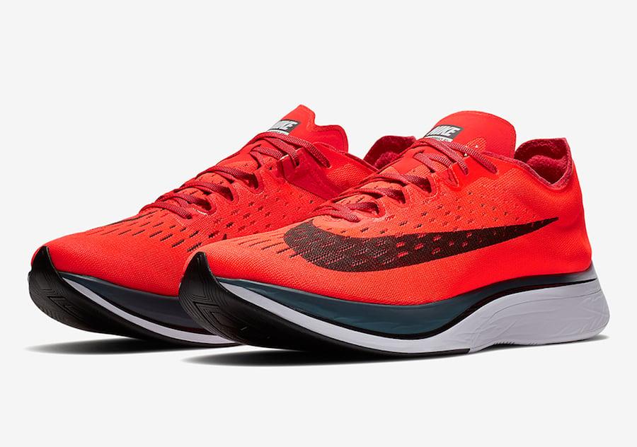 Nike Zoom VaporFly 4% Bright Crimson Release Date