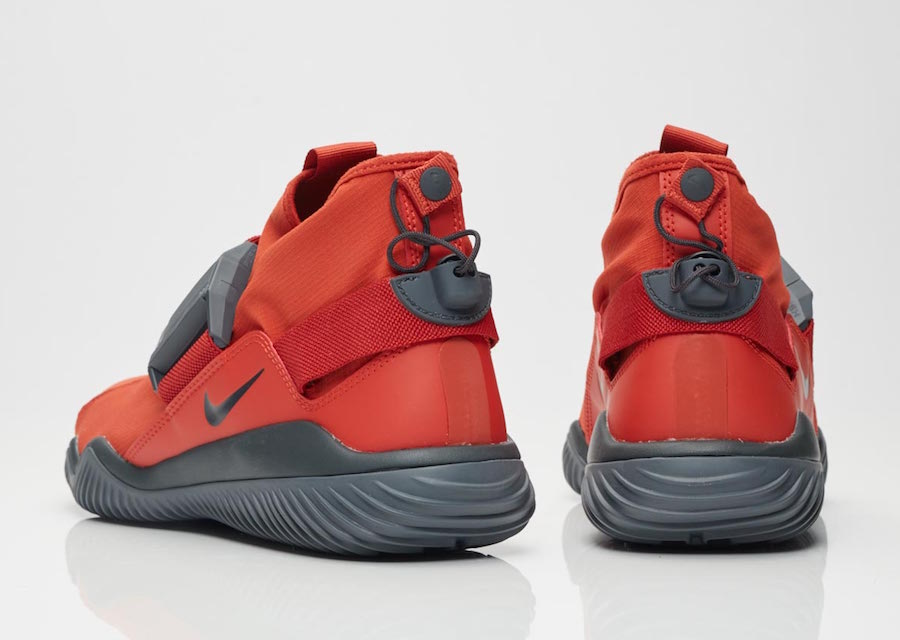 NikeLab Komyuter Premium Dragon Red Release Date
