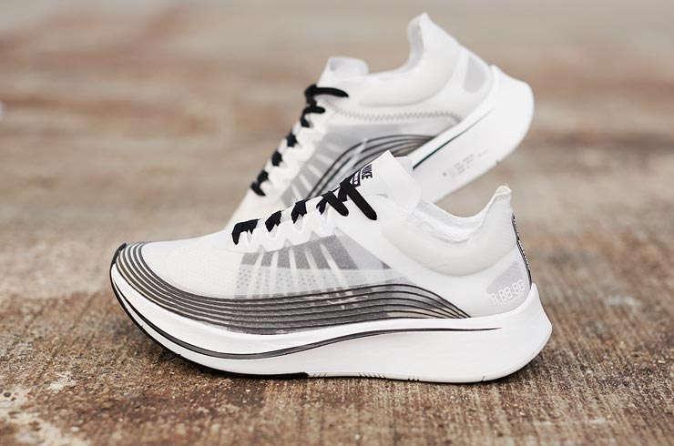 NikeLab Zoom Fly White Black AA3172-101