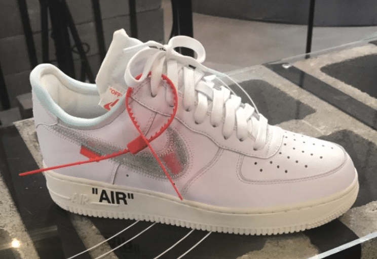 OFF-WHITE Nike Air Force 1 Low