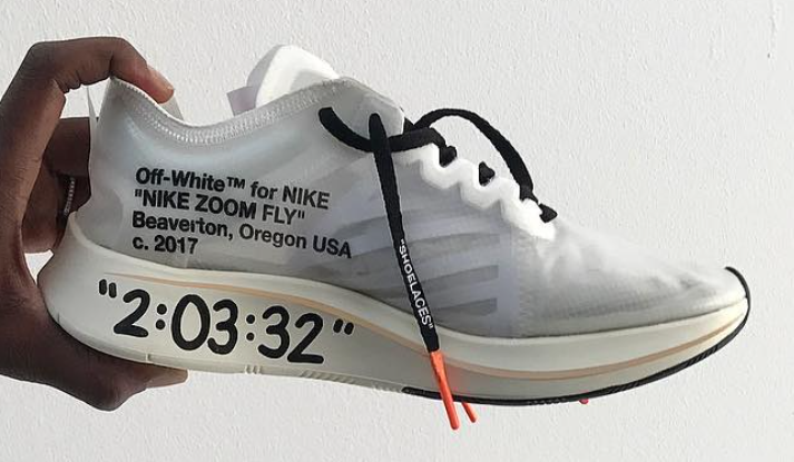 good looking ever popular wholesale outlet off white nike zoom fly custom