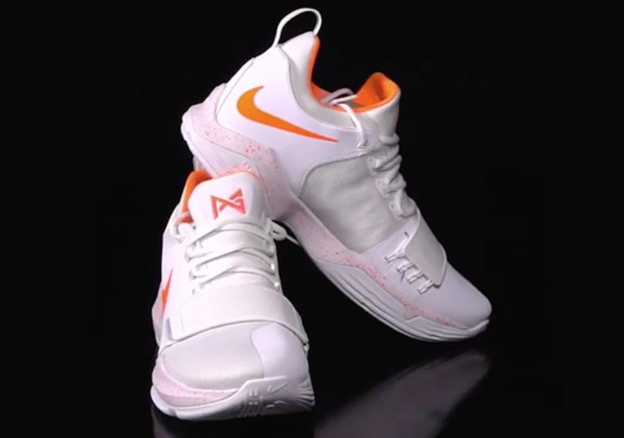 Oklahoma State Nike PG 1 PE