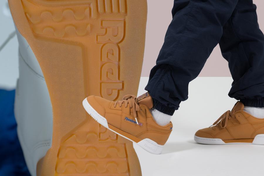 Packer Shoes Reebok Workout Reverse Gum Release Date