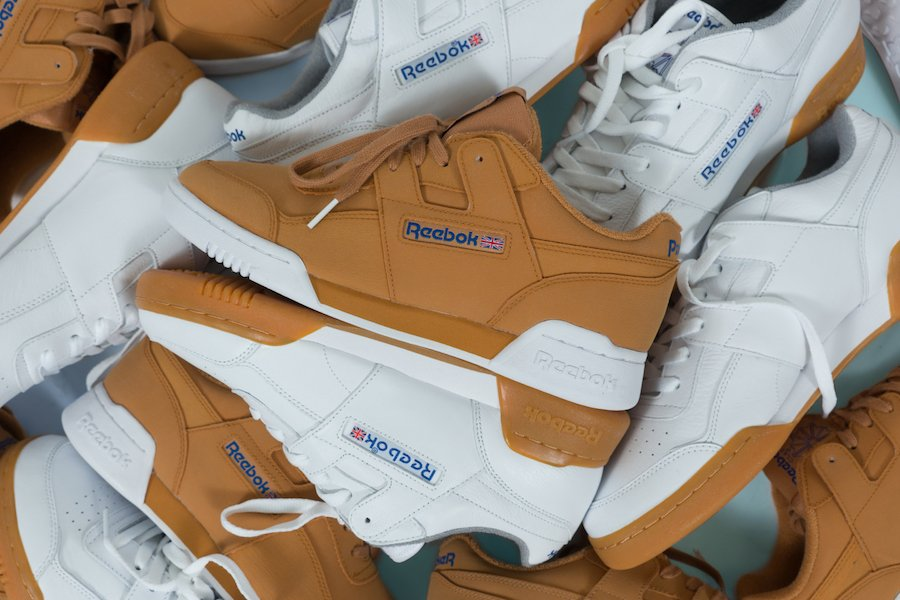 Packer Reebok Workout Reverse Gum Release Date | SneakerFiles