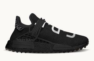 Pharrell adidas NMD Hu NERD Black Release Date
