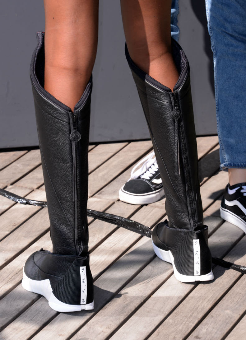 PSNY Air Jordan 15 Knee High Boot