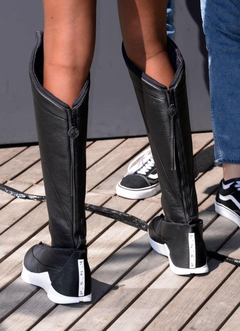 Air Jordan 15 Knee High Boots